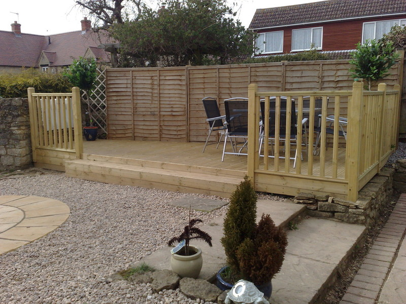 Colin M Anderson Garden Landscaping And Fencing Decking